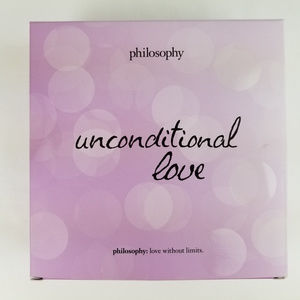 Philosophy Unconditional Love Travel Set